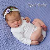 REALBORN-Kit Lavender Sleeping
